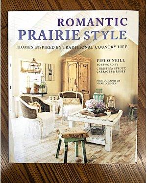 Fifi O'Neill | Romantic Prairie Style