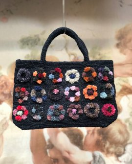 Sophie Digard - Crocheted Hand Bag - Small