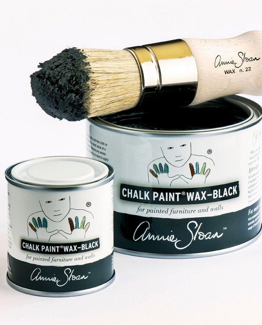 Annie Sloan Soft Wax - Black