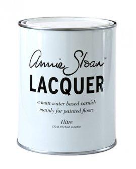 Annie Sloan Lacquer
