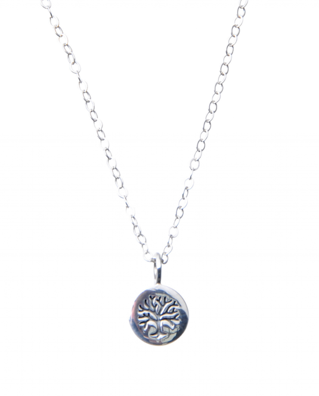 Pam Kerr Designs | Tree of Life Charm Necklace | Sterling Silver