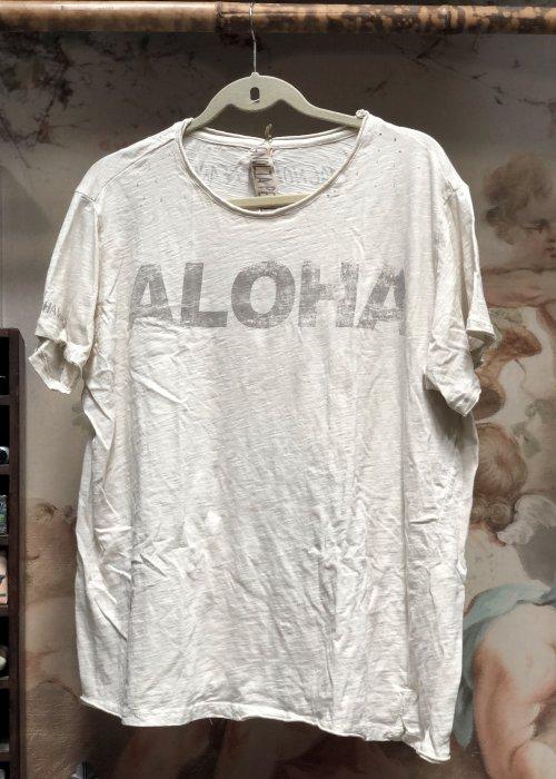 Magnolia Pearl   Cotton Jersey Aloha T   Moonlight