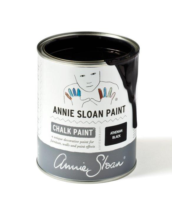 Annie Sloan Chalk Paint - Athenian Black