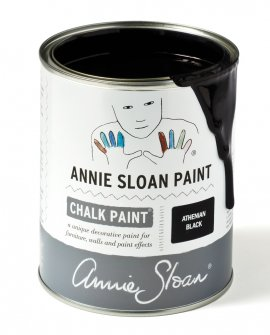 Annie Sloan Chalk Paint - Athenian Black