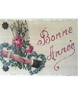 Bliss Art Card | Bonne Annee