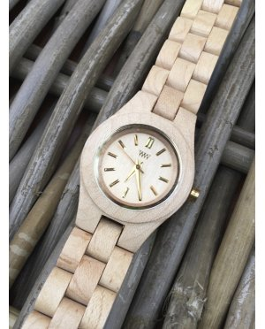 WeWood Watch | Cahn Beige