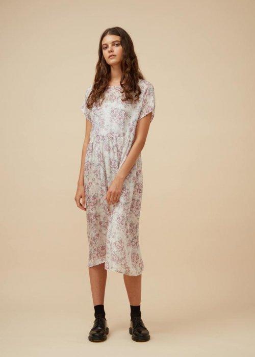 Widdess | Captain Dress | Devon | Silk | REDUCED TO HALF-PRICE