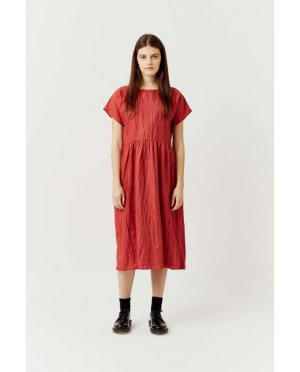 Widdess - Captain Dress - Sunrise - Linen