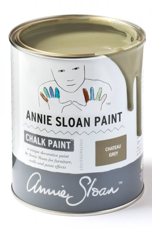 Annie Sloan Chalk Paint - Chateau Grey