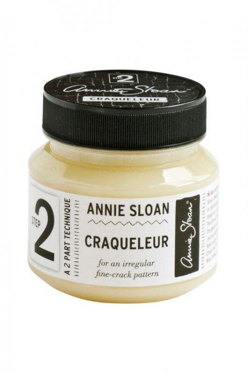 Annie Sloan Craqueleur - Step 2