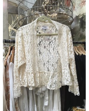 Lace by Donelle Scott | Lace Jacket