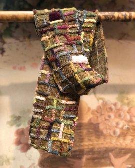 Sophie Digard - Margin - Medium - Crochet Scarf - Merino