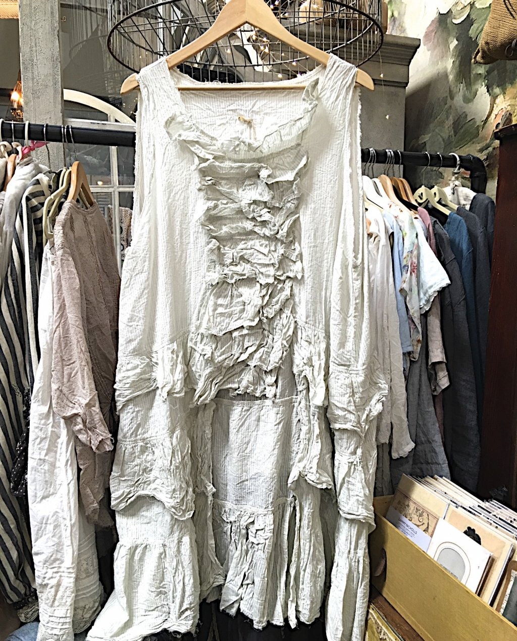 Magnolia Pearl | Ruffled Tank Dress | Ferna Mae