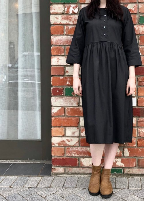 Widdess - Harbour Dress - Japanese Cotton