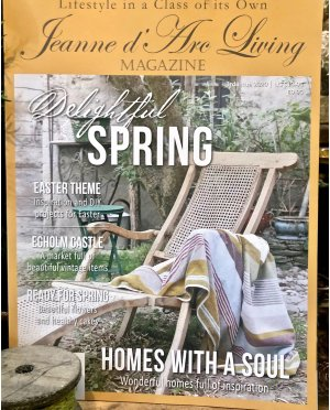 Jeanne d'Arc Living Magazine | Issue 3| 2020
