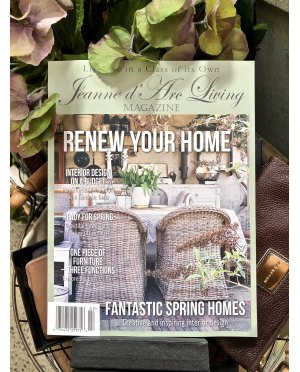 Jeanne d'Arc Living Magazine | Issue 2 | 2019