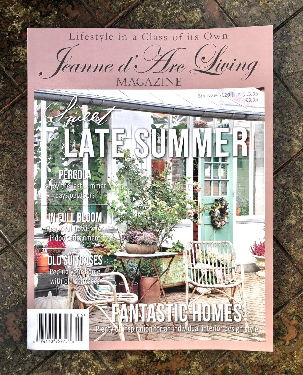 Jeanne d'Arc Living Magazine | Issue 6| 2020
