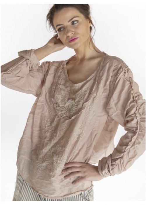 Magnolia Pearl | Into the Groove Blouse | Lilac