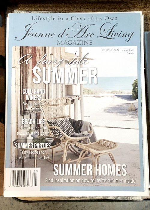 Jeanne d'Arc Living Magazine | Issue 5 | 2020