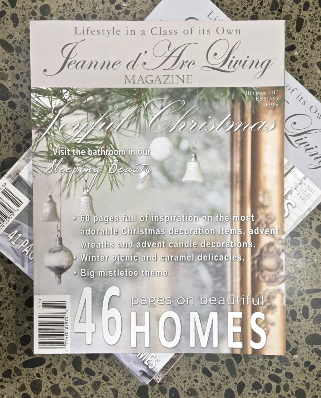 Jeanne d'Arc Living Magazine | Issue 11, November 2017