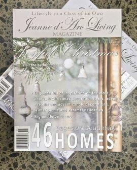 Jeanne d'Arc Living Magazine | Issue 11, November 2017