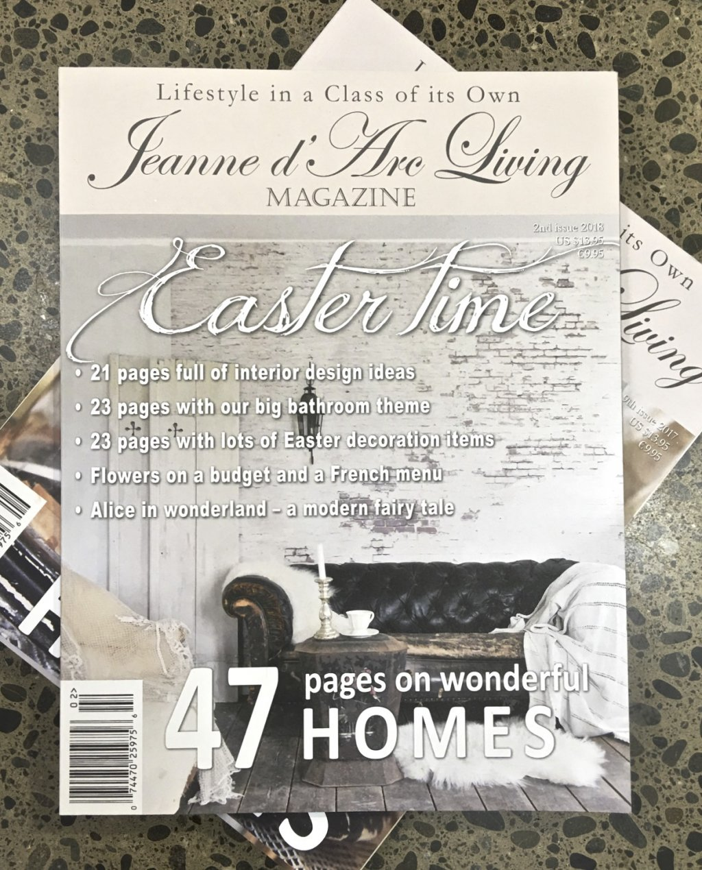 Jeanne d'Arc Living Magazine | Issue 2, February 2018