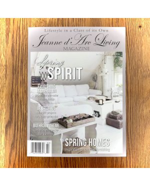Jeanne d'Arc Living Magazine | Issue 2| 2020