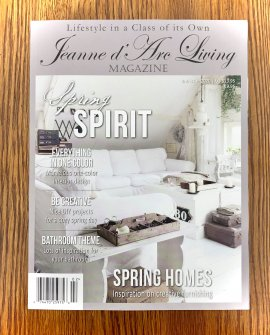 Jeanne d'Arc Living Magazine   Issue 2  2020