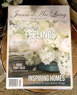 Jeanne d'Arc Living Magazine | Issue 3 | March 2018