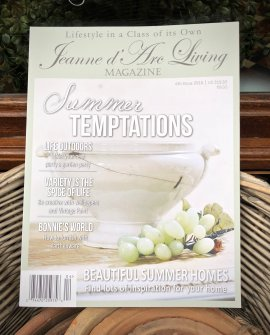 Jeanne d'Arc Living Magazine | Issue 4 | April 2018