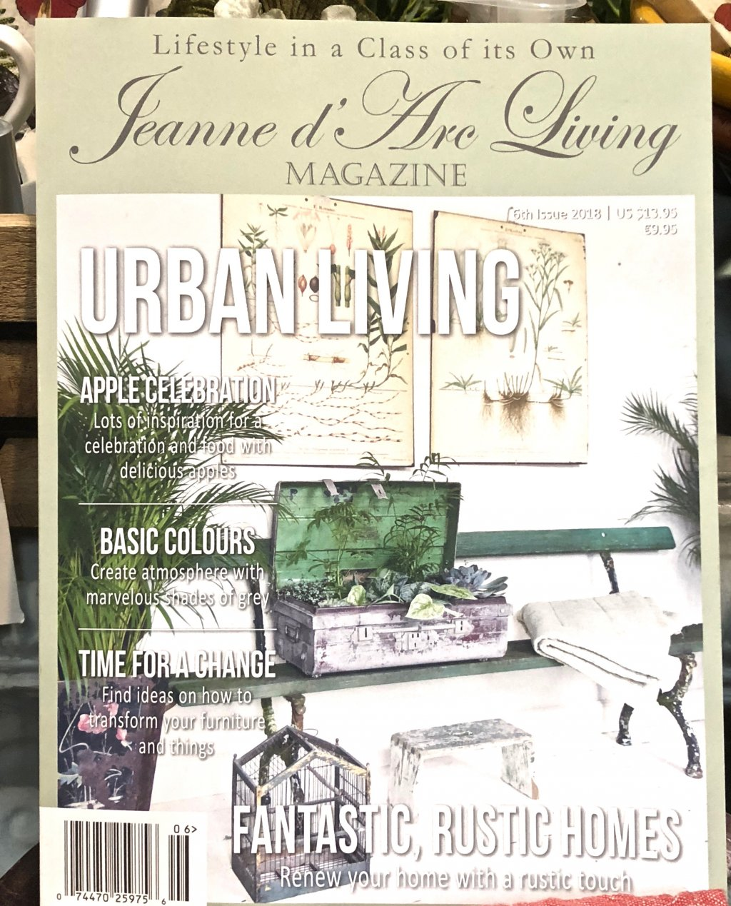 Jeanne d'Arc Living Magazine | Issue 6 | 2018