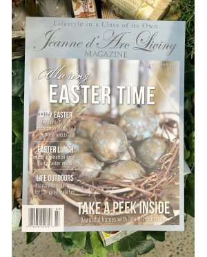 Jeanne d'Arc Living Magazine | Issue 3| 2019