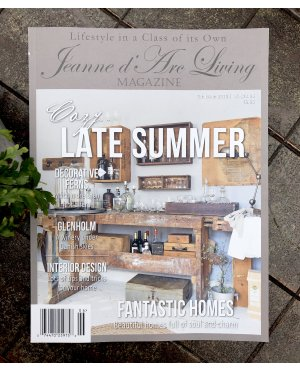 Jeanne d'Arc Living Magazine | Issue 6| 2019