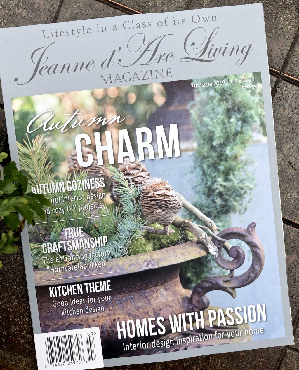 Jeanne d'Arc Living Magazine | Issue 7| 2019