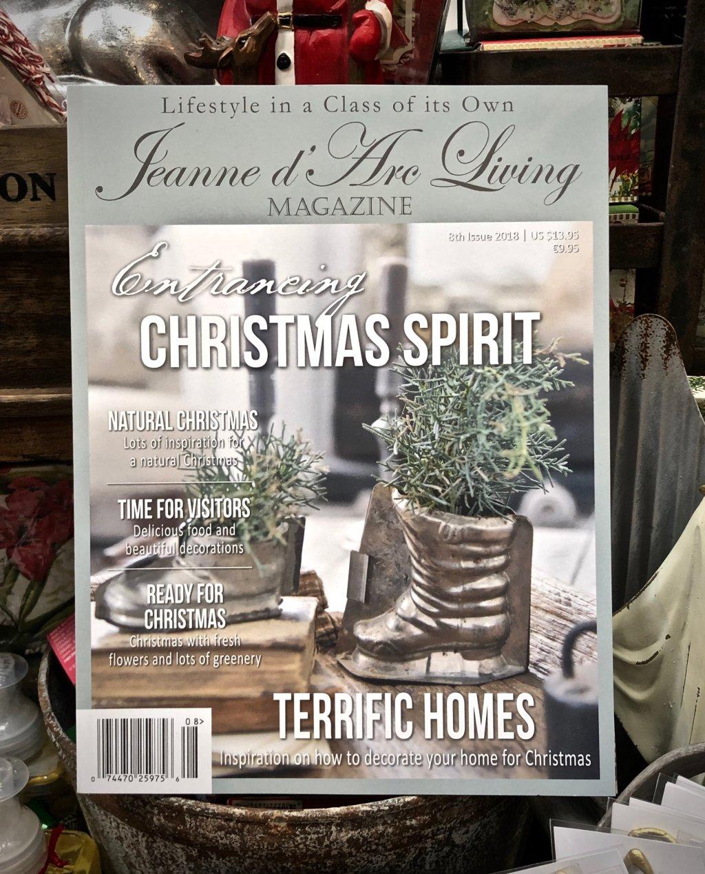 Jeanne d'Arc Living Magazine | Issue 8 | Christmas 2018