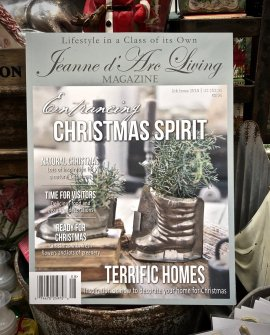 Jeanne d'Arc Living Magazine | Issue 8 | Christmas 2018