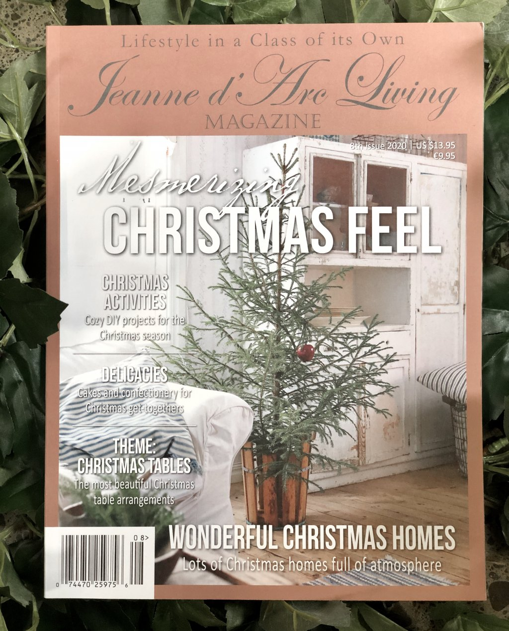 Jeanne d'Arc Living Magazine   Issue 8  2020   CHRISTMAS ISSUE