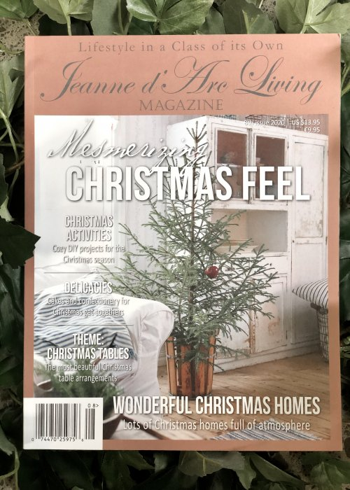 Jeanne d'Arc Living Magazine | Issue 8| 2020 | CHRISTMAS ISSUE