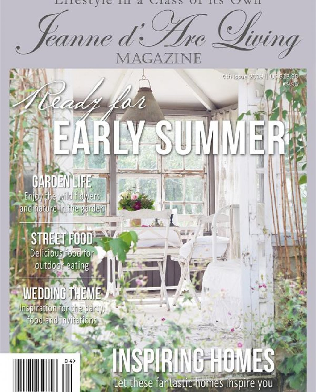 Jeanne d'Arc Living Magazine | Issue 4| 2019