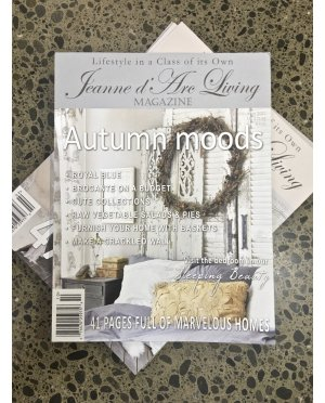 Jeanne d'Arc Living Magazine | Issue 10, October 2017