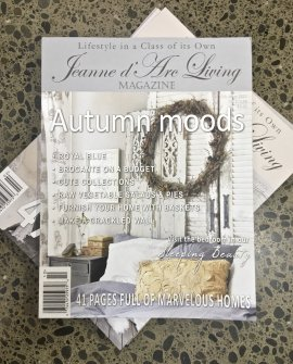 Jeanne d'Arc Living Magazine | Issue 10, October 2018