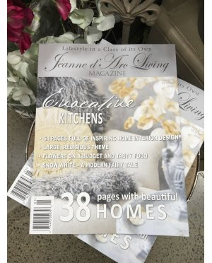Jeanne d'Arc Living Magazine | Issue 1, January 2018