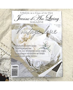 Jeanne d'Arc Living Magazine | Issue 8, August 2016