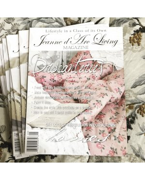 Jeanne d'Arc Living Magazine | Issue 9, September 2016