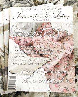 Jeanne d'Arc Living Magazine | Issue 9, September 2016