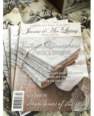 Jeanne d'Arc Living Magazine | Issue 4 , April 2016