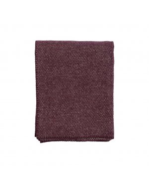Klippan Rug | Peak | Bordeaux