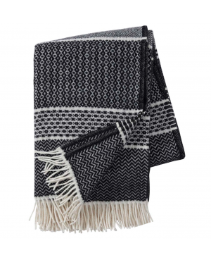 Klippan Rug | Quilt | Black