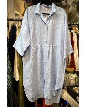 Widdess - Kyoto Dress - Linen - Leon