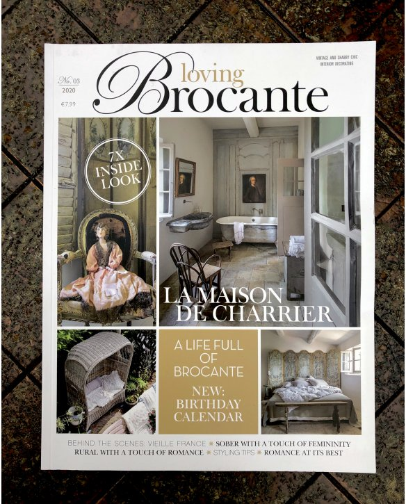 Loving Brocante | Issue 3 | 2020